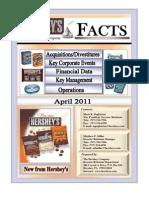 FactBook April 2011