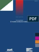 ASET FES - El Modelo Sindical en Debate - 2011
