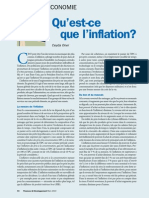 Inflation Frncais