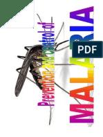 Prevention and Control of Malaria