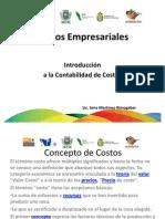 Costos Empresariales