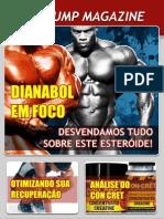 Revista Max Pump - Dinabol Em Foco