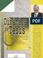 Dinamica de Tesis-libro