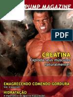Revista Max Pump - Creatina