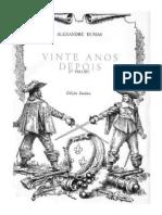 Alexandre Dumas - Vinte Anos Depois - Volume 2