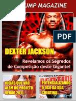 Revista Max Pump - Dexter Jackson