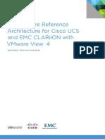Vmware Ref Architecture for Cisco Emc Clariion Rab en Vce