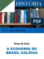 Economia do Brasil Colônia