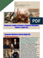11. Contexto Histórico-Social Siglo XIX. 2. Yépez. 2011