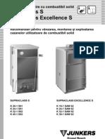 Recomandari Privind Instal Area Montarea Si area Cazanelor Cu Combustibil Solid
