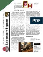 673rd Newsletter (OND) - 1110