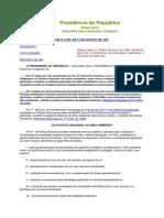 Política Nacional de Meio Ambiente Lei nª 6938