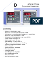 ST325 / ST326 Datasheet