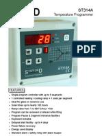 ST314A Kiln Temperature Controller