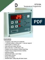 ST315A Kiln Temperature Controller