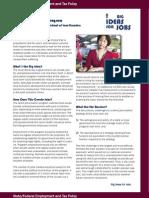 Direct Job Creation Program