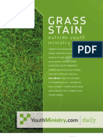 eBook Grass Stain Outdoor Youth Ministry Games 1.1