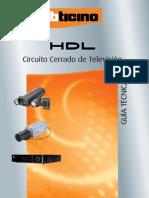 Guia Tecnica CCTV Bticino