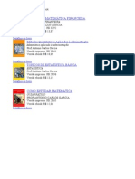 Livros Public a Dos No Agbook