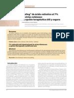 Acido Retinoico Al 7% Para Estrias