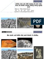 Image-Based 3D Modeling of CH Objects_V