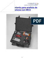 Procedimiento Para Analisis de Motores Con MCA