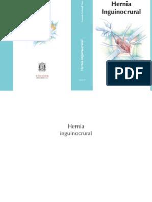hernioplastia inguinal tecnica quirurgica pdf