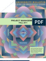 Scps Project Management