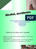 Alcohol Accidentes