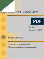 DIGOXINA DIGITOXINA