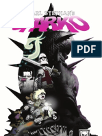 Sparko Graphic Novel Preview By Karl Stephan