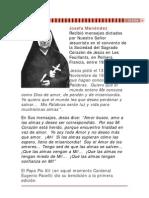 55938200 El Mensaje Del Sagrado Corazon de Jesus a Sor Josefa Menemdez