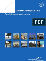 Code of Construction Practice Part A