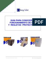 Guia de S.a.I. y Regletas Protector As by EnergySistem