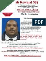 Metro Crime Stoppers - Freddie Jones Jr.