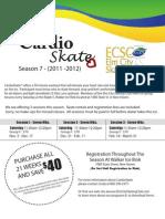 Registration CardioSkate 2011