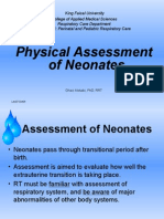 Lec07 Physical Assess Neonates