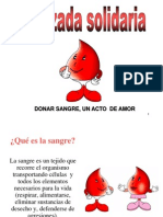 Sangre (Power Point)