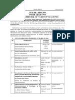 Respuesta Comentarios NOM 121 SCT1 08 DOF