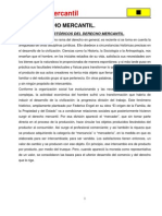 50148894 Derecho Aspectos Historicos de Derecho Mercantil