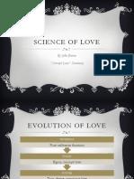 Science of Love - Summary