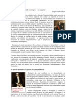 Conflictos y la restauración monárquica o reconquista