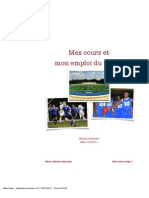 School Newsletter Template - French Export
