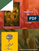PROPOSITO DE VIDA