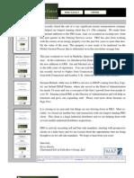 FRG Newsletter_ Fall 2011