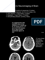 Introduction to Neuroimaging of Brain