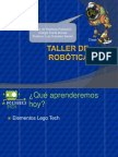 Clase 05 Taller de Robotica