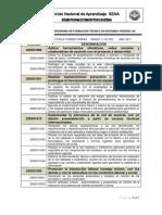 PROGRAMA DE FORMACIÓN TÉCNICO