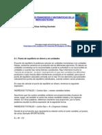 GUÍA RÁPIDA RATIOS FINANCIEROS Y MATEMÁTICAS DE LA MERCADOTECNÍA