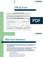 The 1003 Form by Sushant